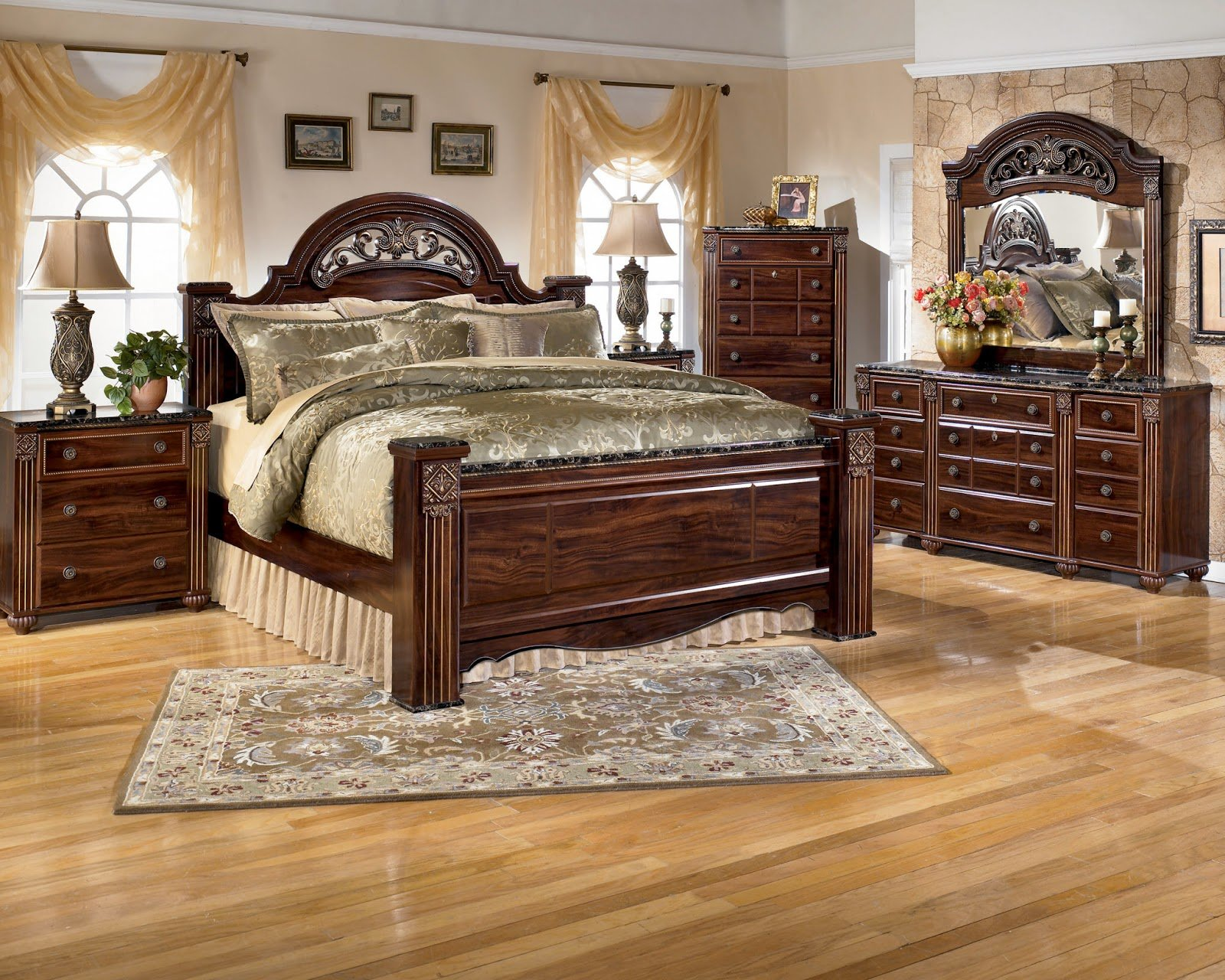 Best Ashley Furniture Bedroom Sets On Sale Bedroom Furniture With Pictures