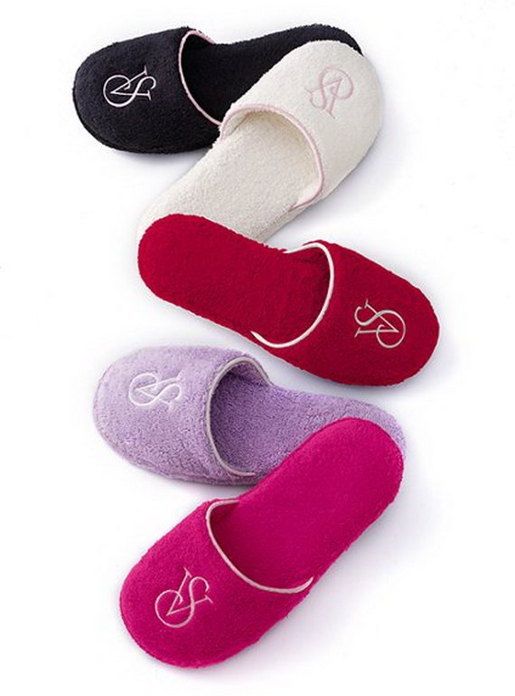 Best Slippers For Women By Victoria's Secret Violet Fashion Art With Pictures