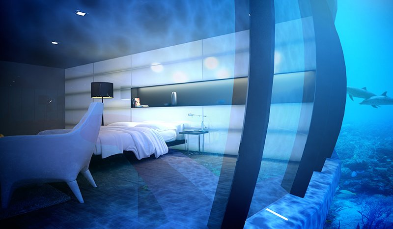 Best The Water Discus Hotel Submerged Accomodations With Pictures