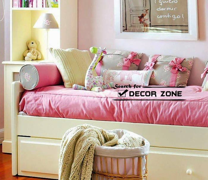 Best Pink Kids Bedroom Ideas With Bathroom With Pictures