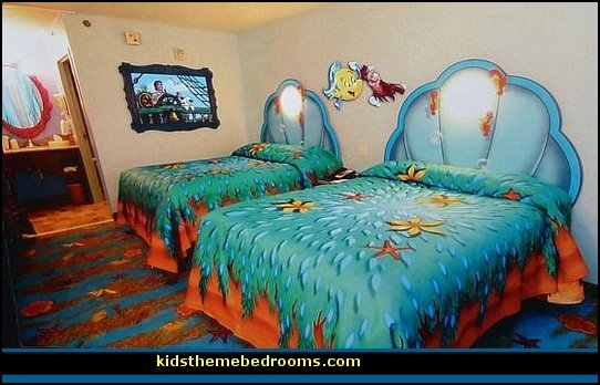 Best Plans Ideas Underwater Bedroom Ideas Under The Sea Theme With Pictures