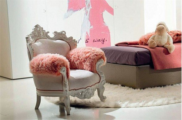 Best Home And Garden Opulence Girls Bedroom Furniture Collection With Pictures