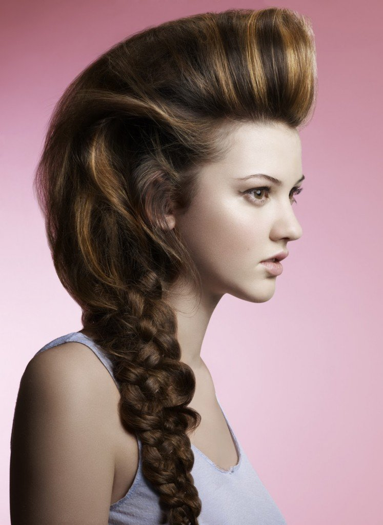 Free Best Cool Hairstyles New Hairstyle Ideas 2013 Wallpaper