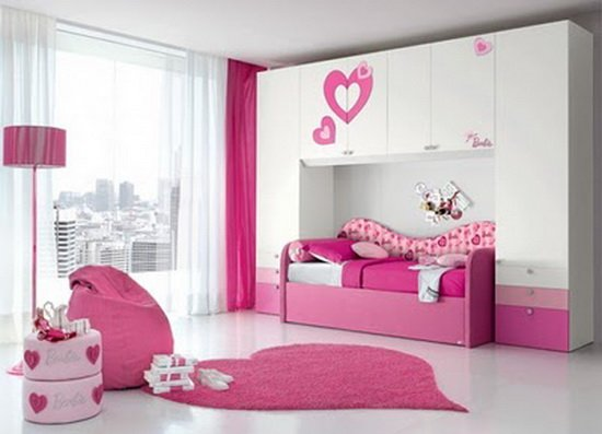 Best Bedroom Designs For Teenage Girls With Pink Color With Pictures