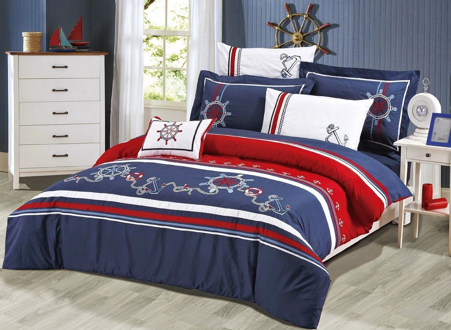 Best Bedroom Decor Ideas And Designs Top Nautical Sailor With Pictures