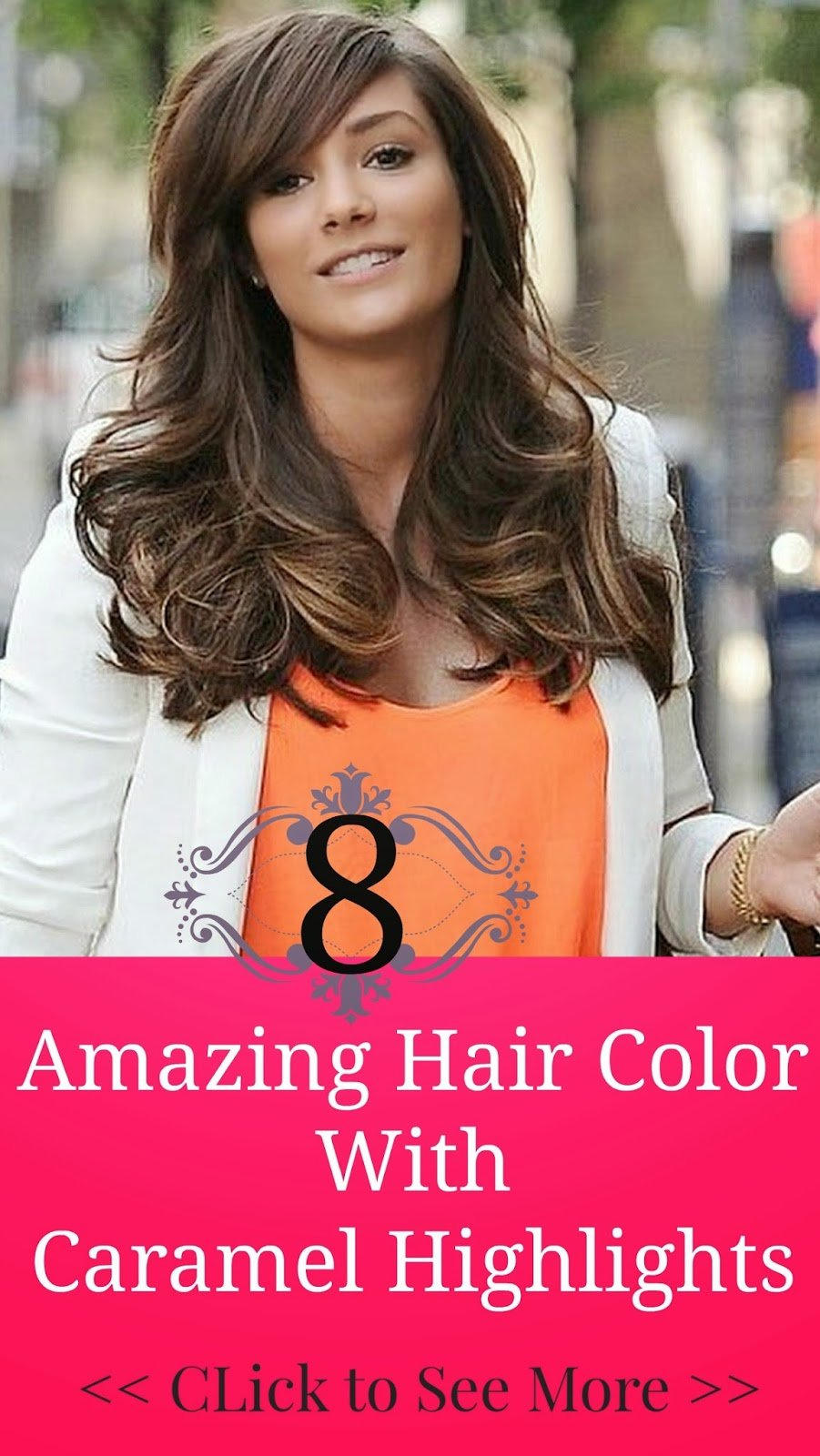 Free 8 Amazing Hair Color With Caramel Highlights Hairstyles Wallpaper