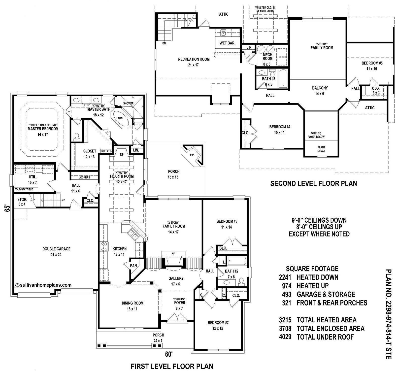 Best Sullivan Home Plans June 2010 With Pictures