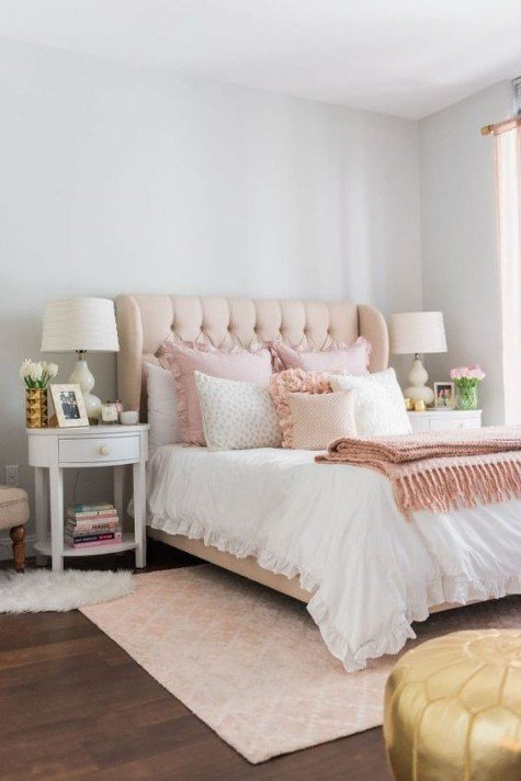 Best 25 Swoon Worthy Glam Bedrooms Comfydwelling Com With Pictures
