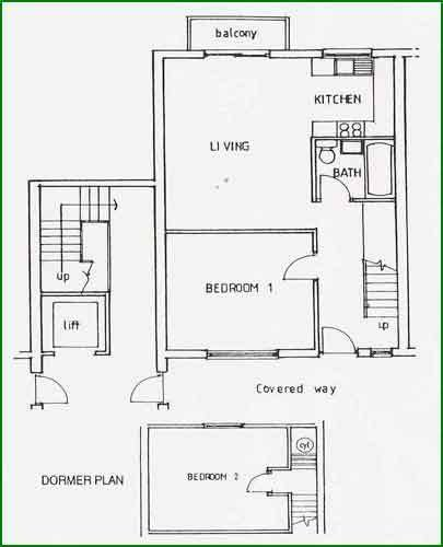 Best Consort Village Two Bedroom Ground Floor Apartments With Pictures