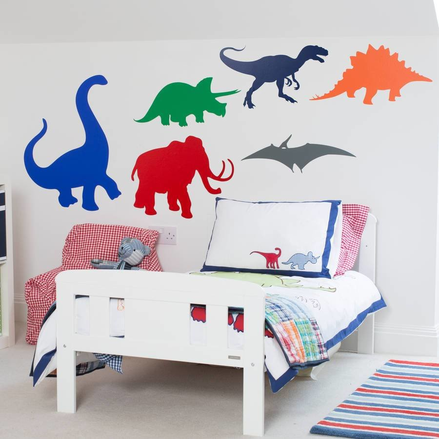 Best Dinosaurs Kids Wall Stickers By Mirrorin With Pictures