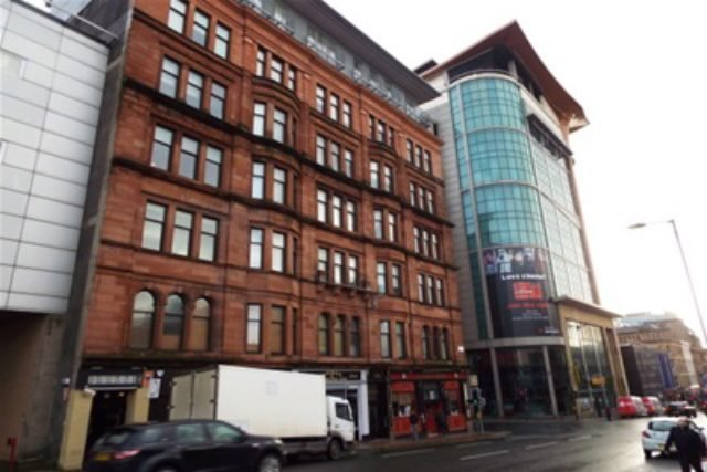 Best 1 Bedroom Flat To Rent In Renfield Street Glasgow G2 With Pictures