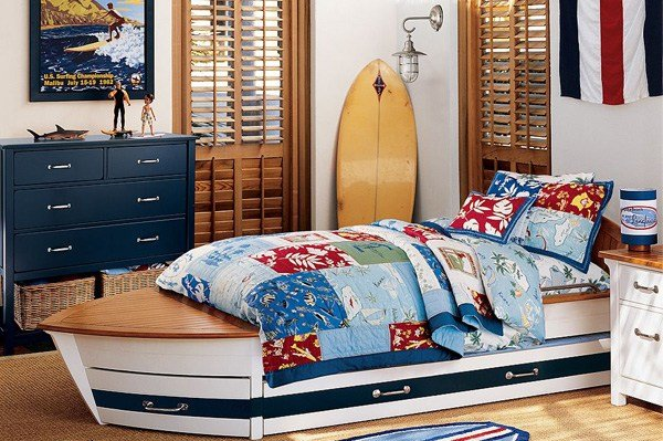 Best How To Create A Surfer Bedroom With Pictures