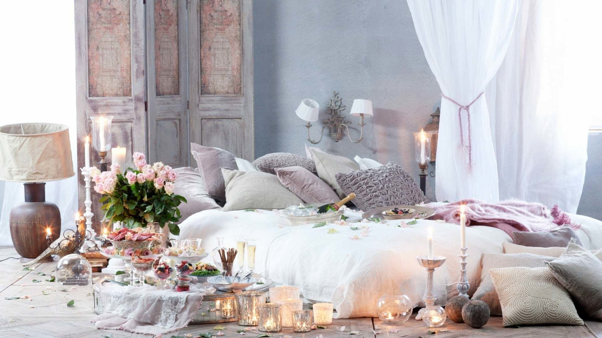 Best 8 Romantic Bedroom Ideas Just In Time For Valentine S Day With Pictures