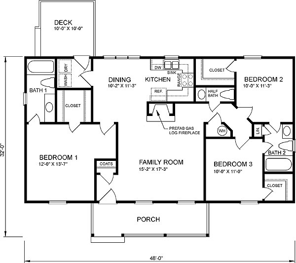 Best House Plan 45272 At Familyhomeplans Com With Pictures