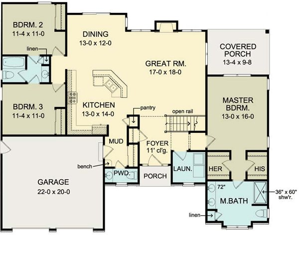 Best Familyhomeplans Com Plan Number 54066 Order Code 00Web With Pictures