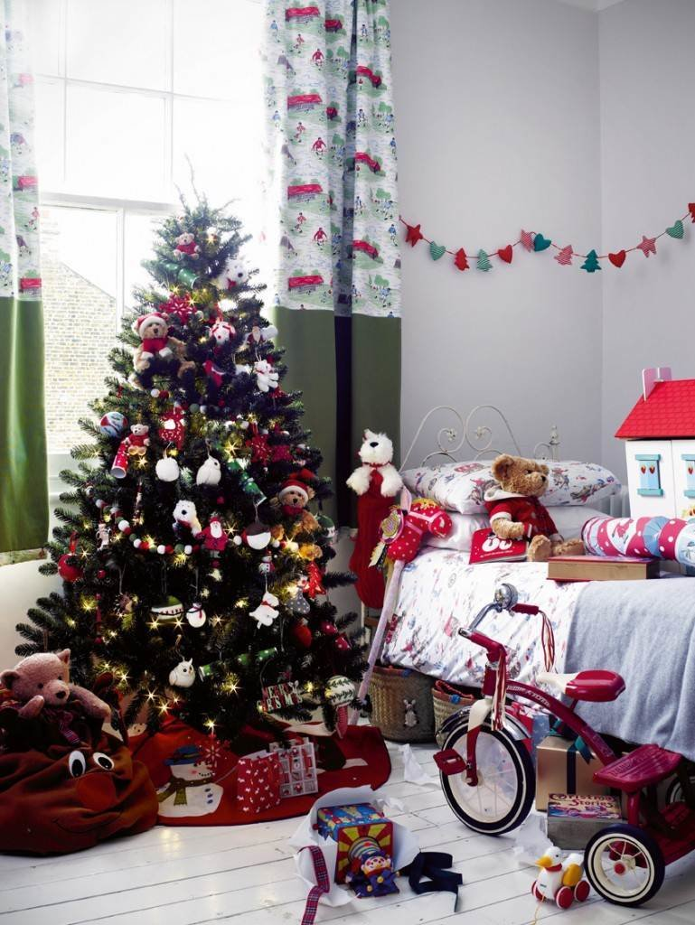Best Top 40 Christmas Bedroom Decorations Christmas With Pictures