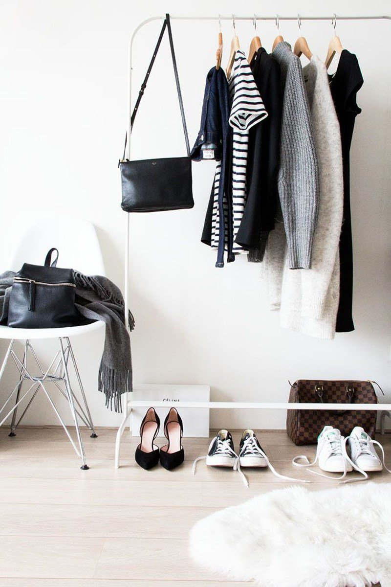 Best 30 Chic And Modern Open Closet Ideas For Displaying Your With Pictures