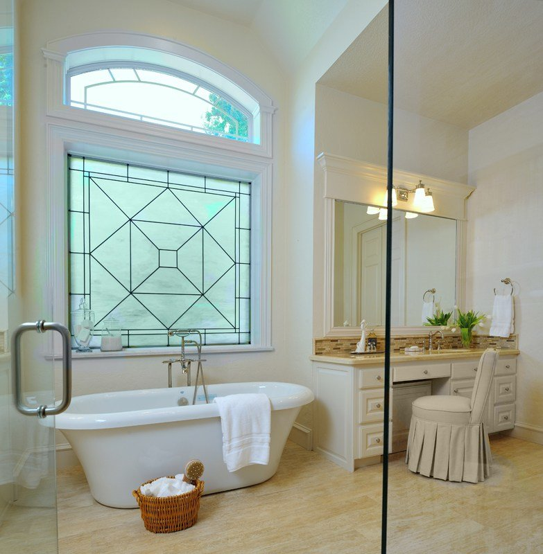 Best Regain Your Bathroom Privacy Natural Light W This Window With Pictures