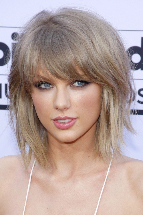Free Taylor Swift S Hairstyles Hair Colors Steal Her Style Wallpaper