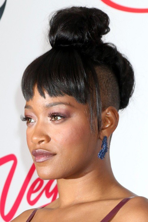 Free Keke Palmer S Hairstyles Hair Colors Steal Her Style Wallpaper