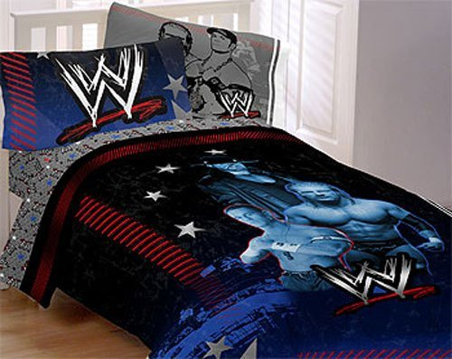 Best Wwe Wrestling Main Event John Cena Bedding Set Extreme With Pictures