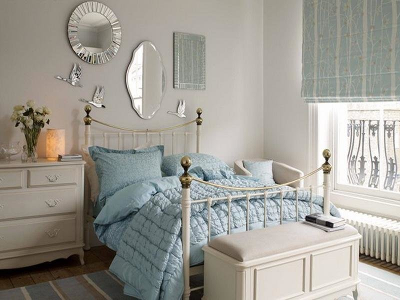 Best Bedroom Decorating With Mirrors Stroovi With Pictures