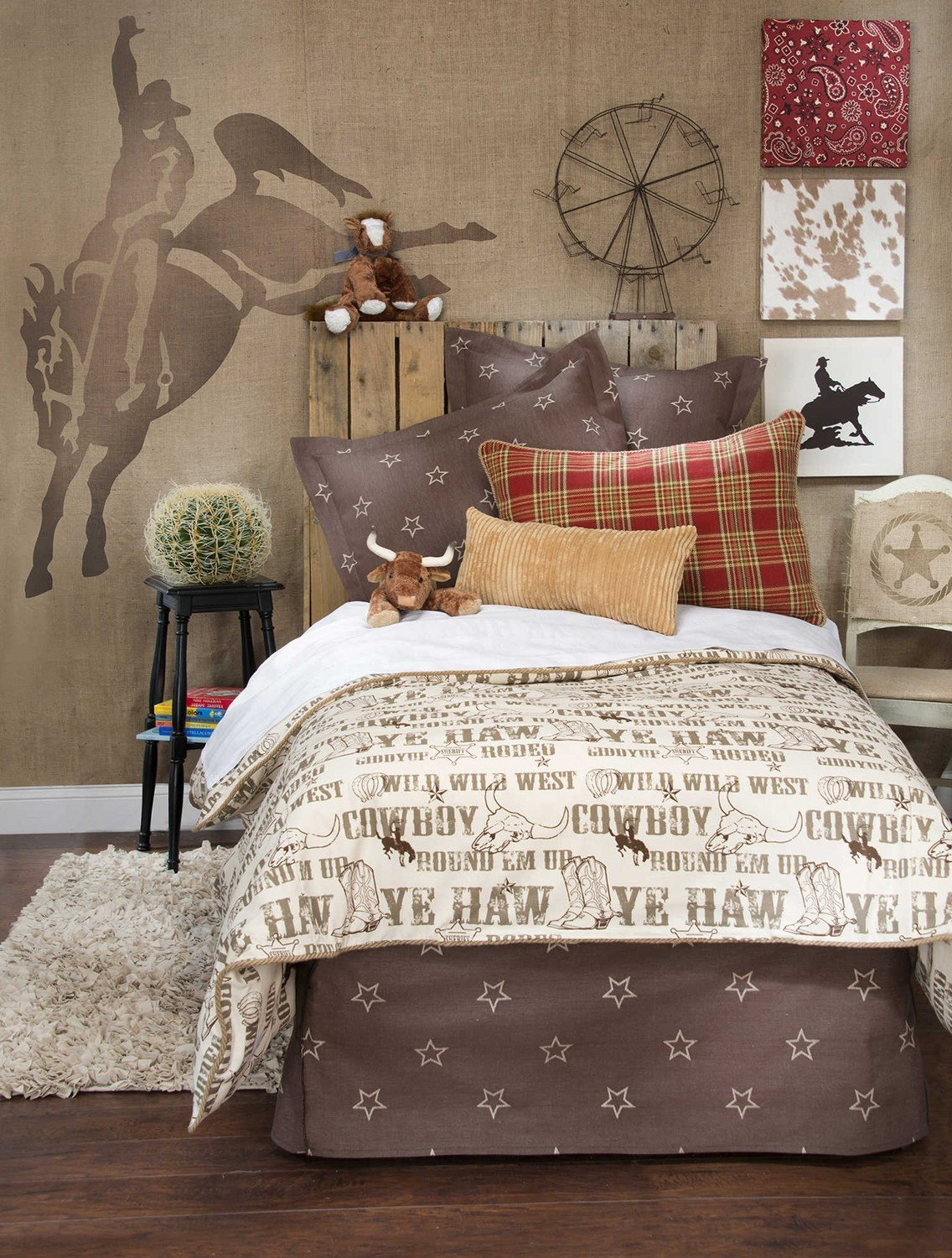 Best Cowboy Theme Bedrooms Create A Cowboy Bedroom With Pictures