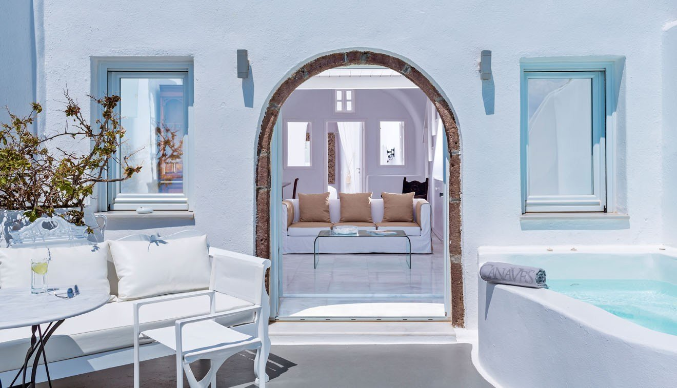 Best Grand Suite Canaves Oia Santorini With Pictures