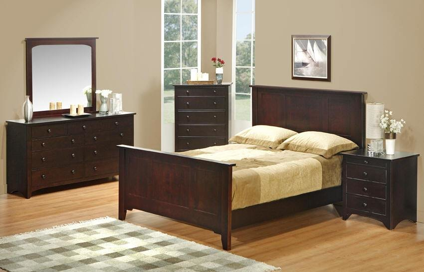 Best Shaker Solid Wood Bedroom Collection Shaker Handmade With Pictures