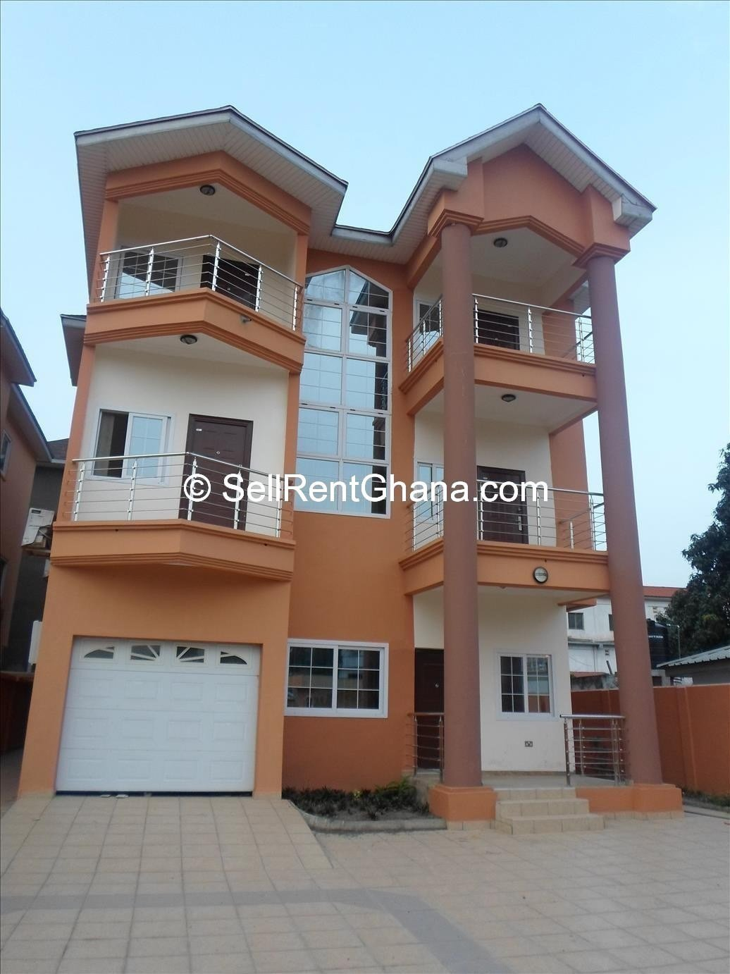 Best 4 Bedroom House To Let Dzorwulu Sellrent Ghana With Pictures