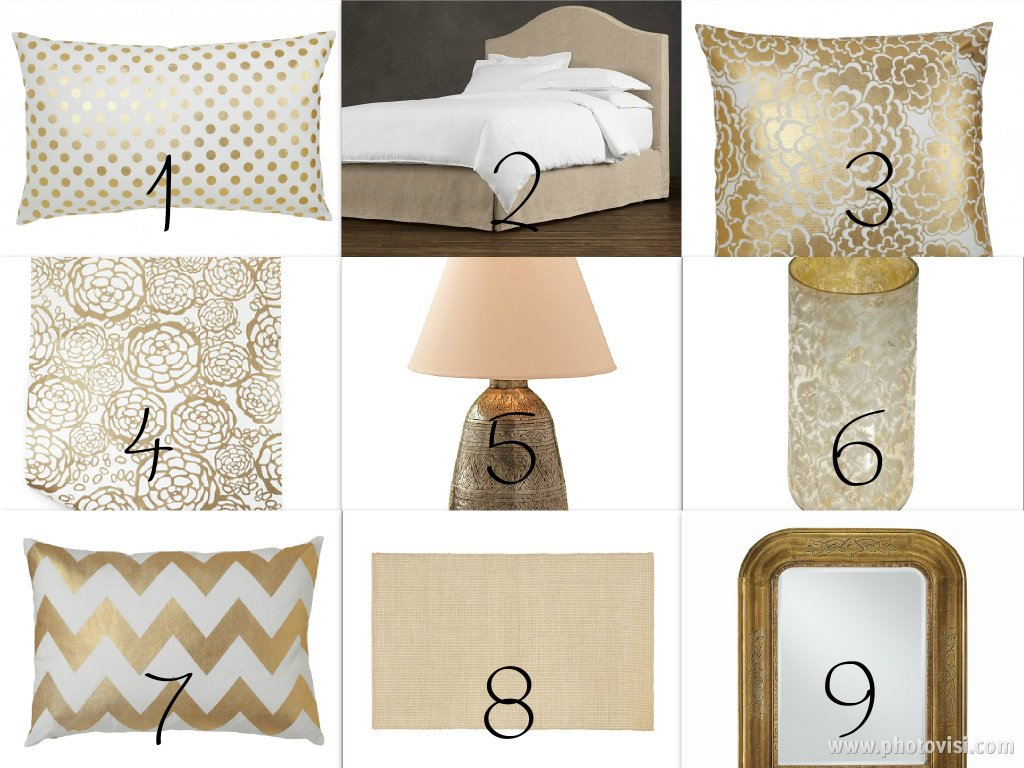 Best Peaceful Home Decor Gold Bedroom Decor With Pictures