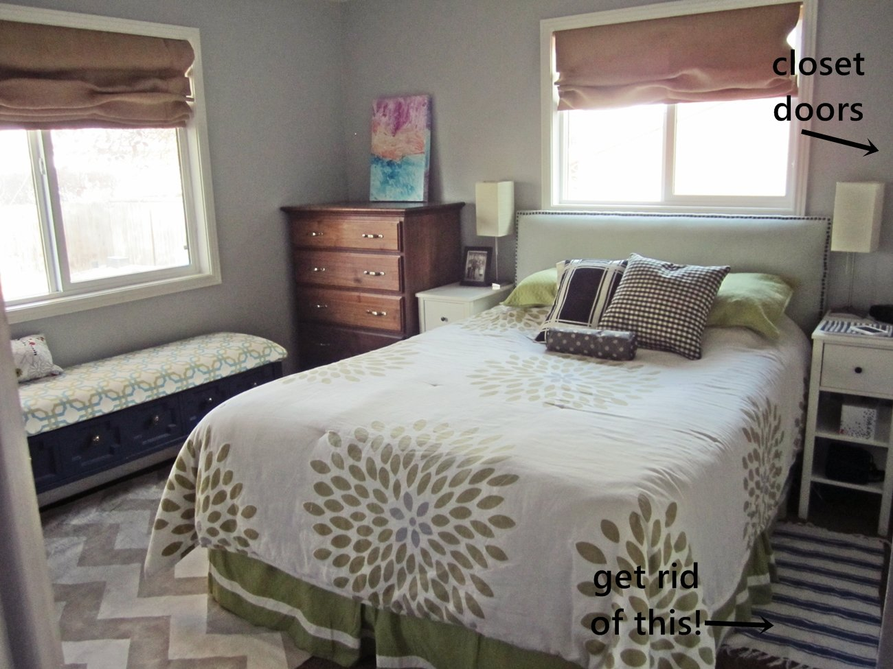 Best Smartgirlstyle Master Bedroom Makeover Furniture Arrangement With Pictures