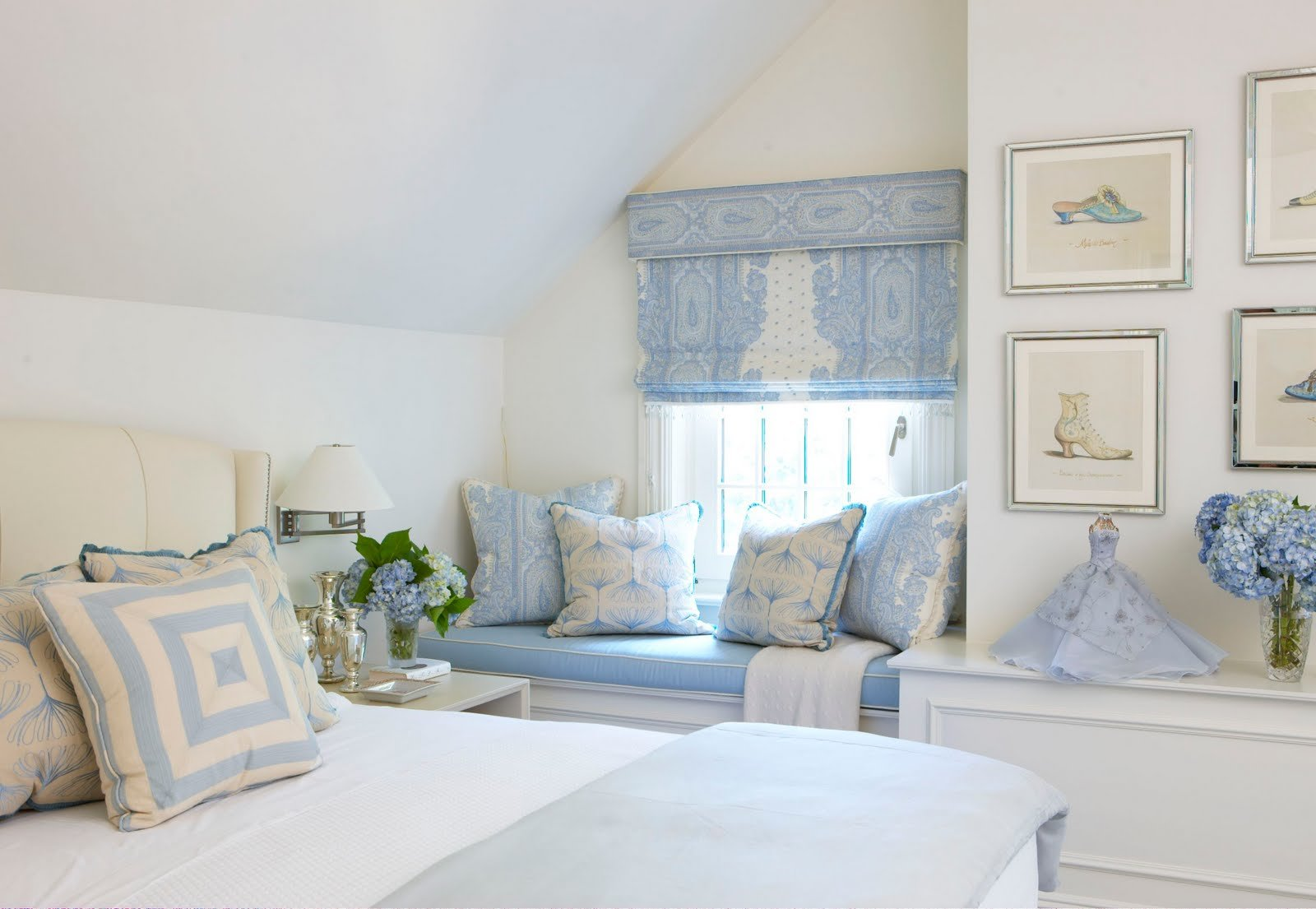 Best Rinfret Ltd Blue Bedrooms With Pictures