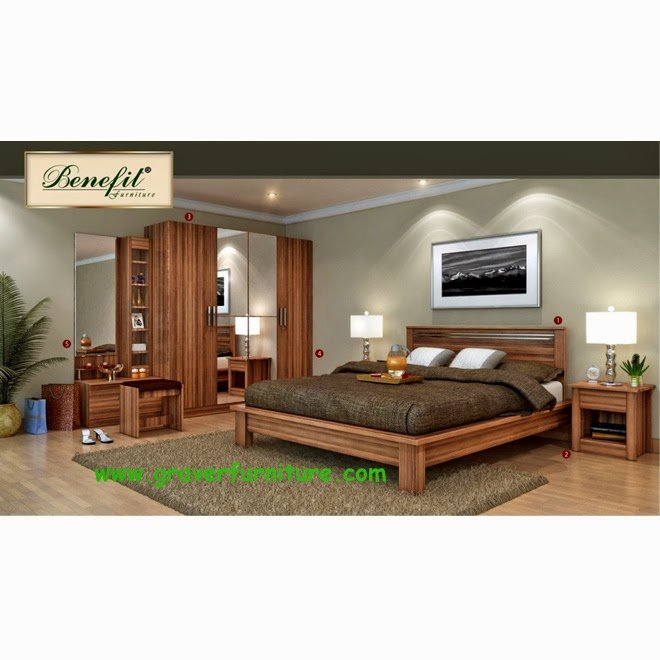 Best Bedroom Set Diamond Series Benefit Furniture Graver With Pictures