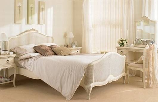 Best Fresh Decor Elegant White Bedrooms Inspiration With Pictures