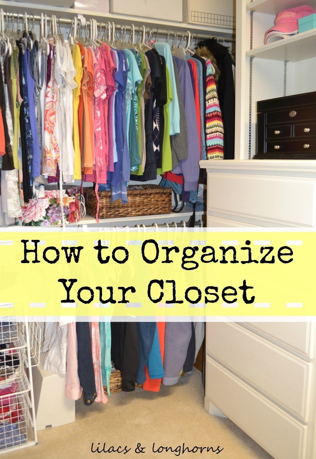 Best Organizing My Master Closet Lilacs And Longhornslilacs With Pictures