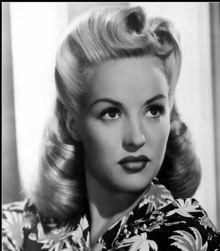 Free Haircuts For Long Faces 1940 S Hairstyles Wallpaper