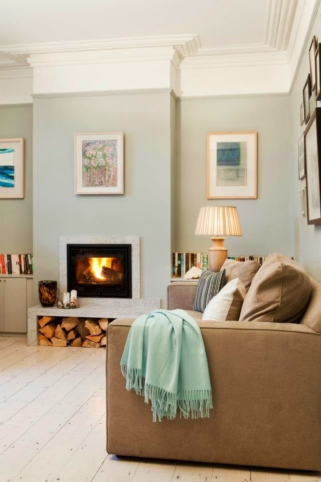 Best Modern Country Style Case Study Farrow And Ball Light With Pictures