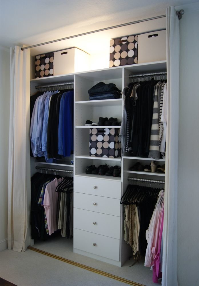 Best Custom Organized Master Closet With Pictures