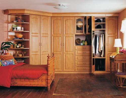 Best Increase Your Bedroom Storage Space Using Bedroom Wall Units Home Design Ideas With Pictures