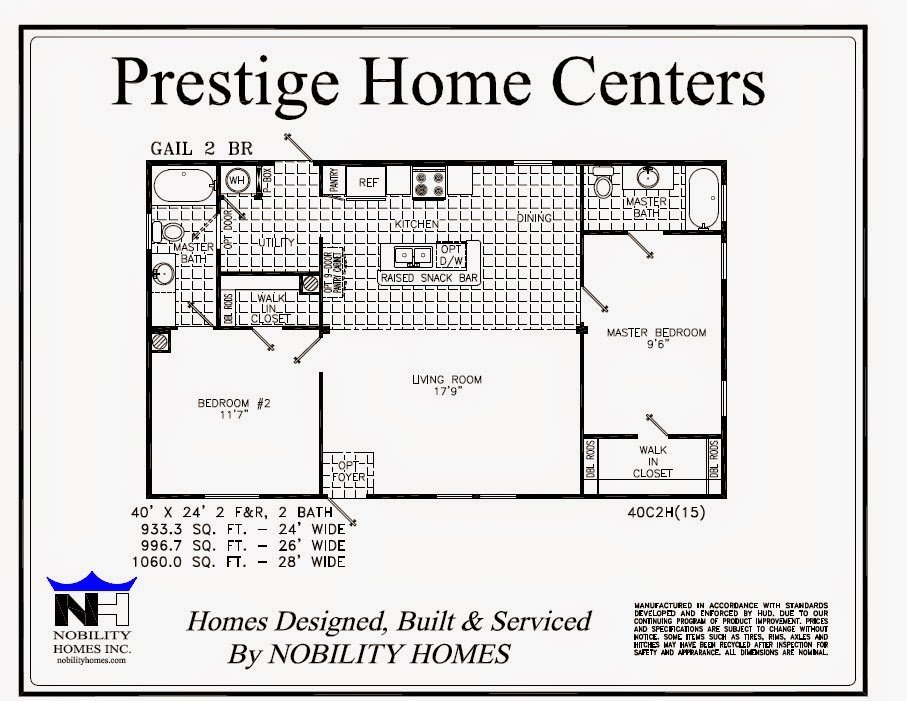 Best Prestige Home Centers Manufactured Homes Mobile Homes With Pictures
