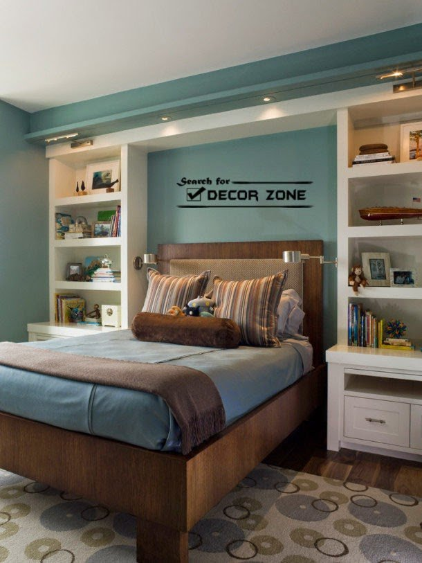 Best Bedroom Shelves How And Where To Install Shelves In The With Pictures