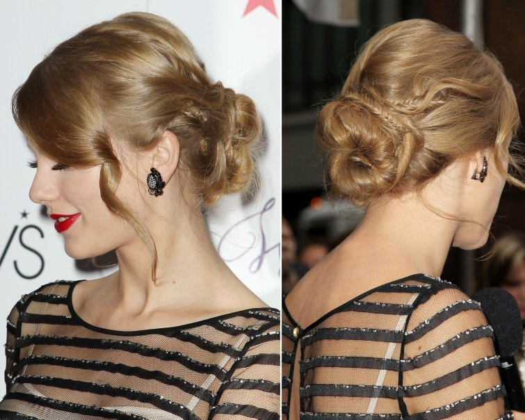Free The Teach Zone Taylor Swift S Hairstyle And Hairsplitting Wallpaper