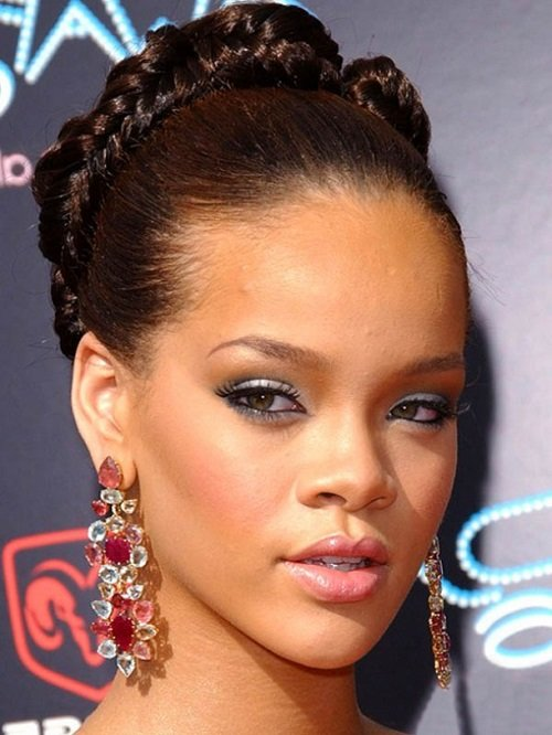 Free African American Hairstyles Trends And Ideas Bun Wallpaper