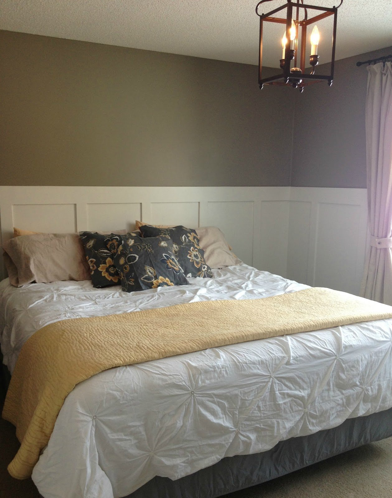 Best The Serene Swede Board And Batten Master Bedroom With Pictures