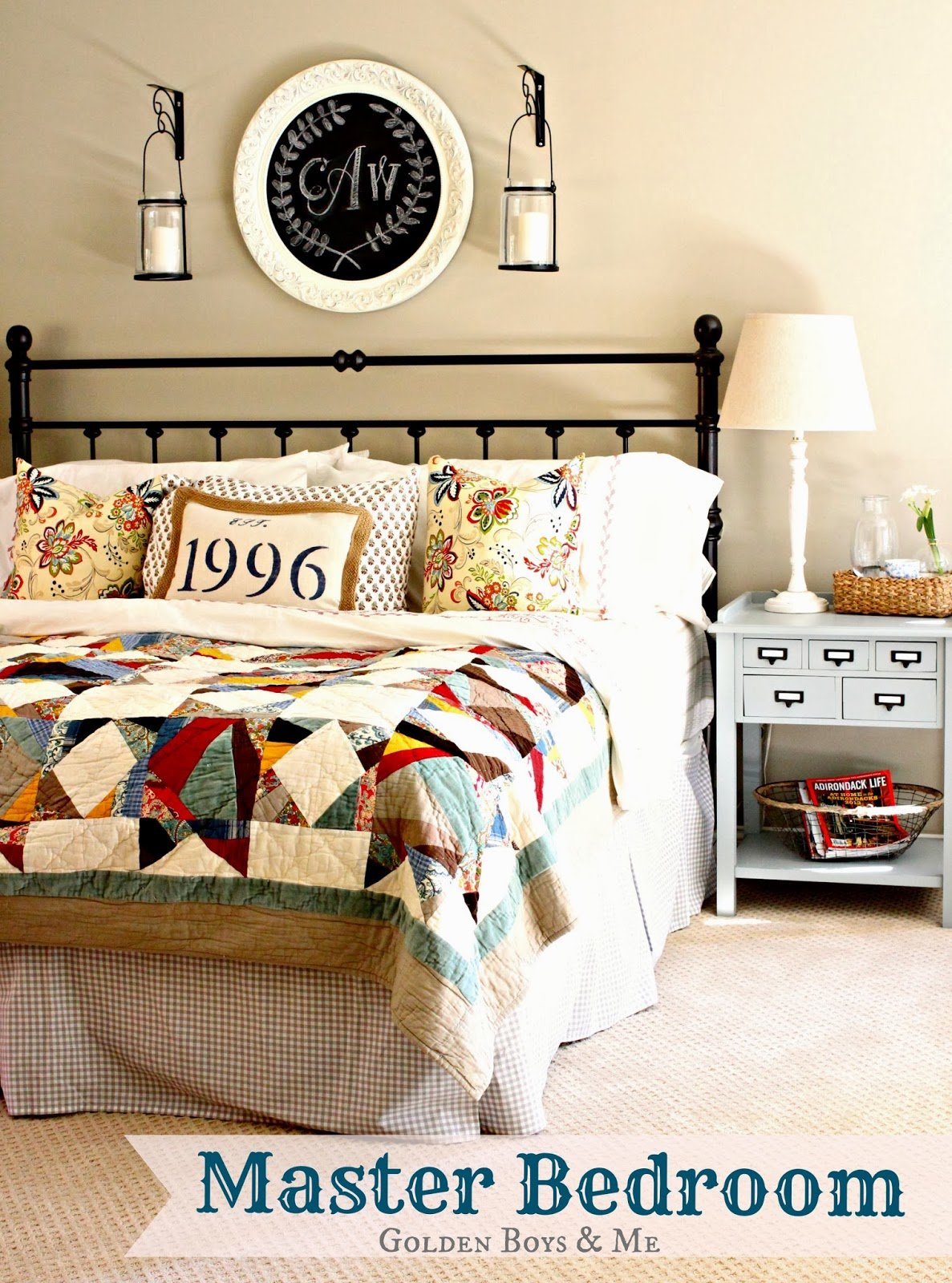 Best Golden Boys And Me Master Bedroom With Pictures