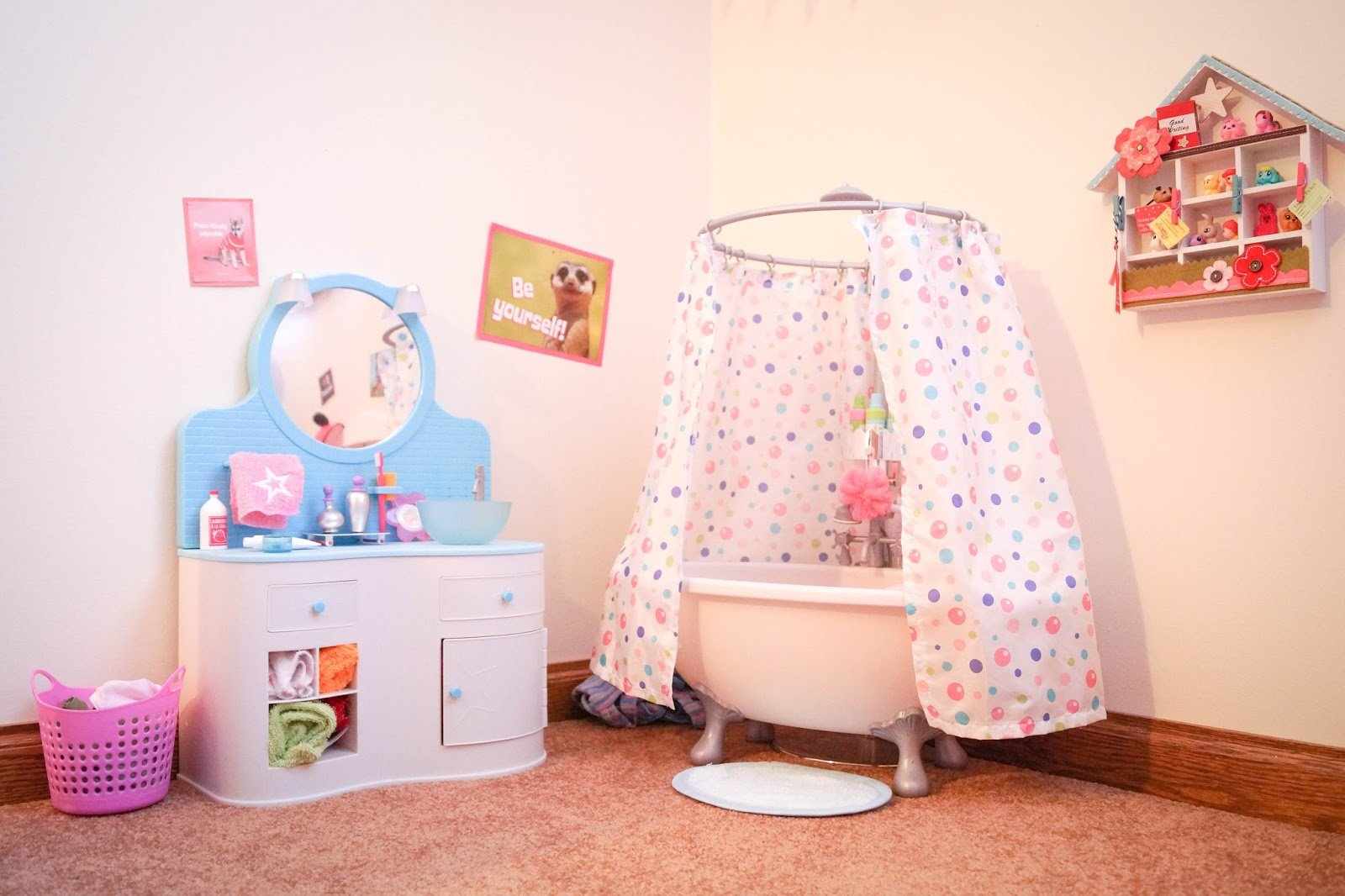 Best American Girl Doll Play Our American Girl Doll Playroom With Pictures