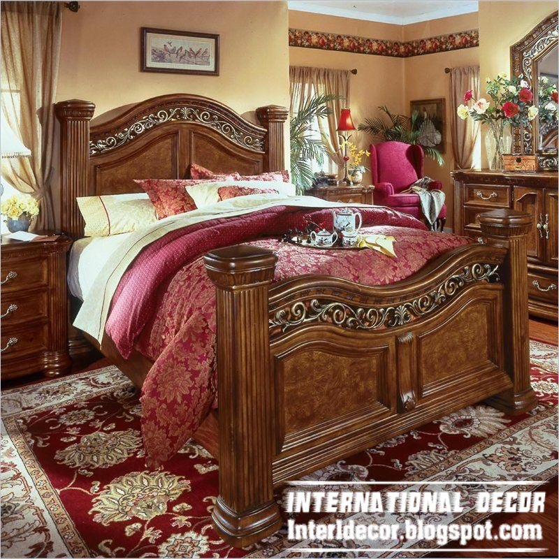 Best Turkish Bed Designs For Classic Bedrooms Furniture With Pictures