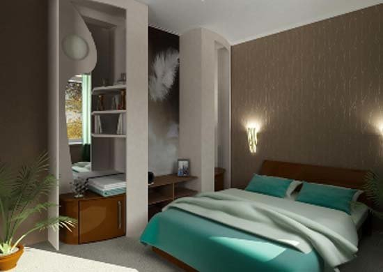 Best Home And Garden Design Color Combinations For Bedroom Walls With Pictures