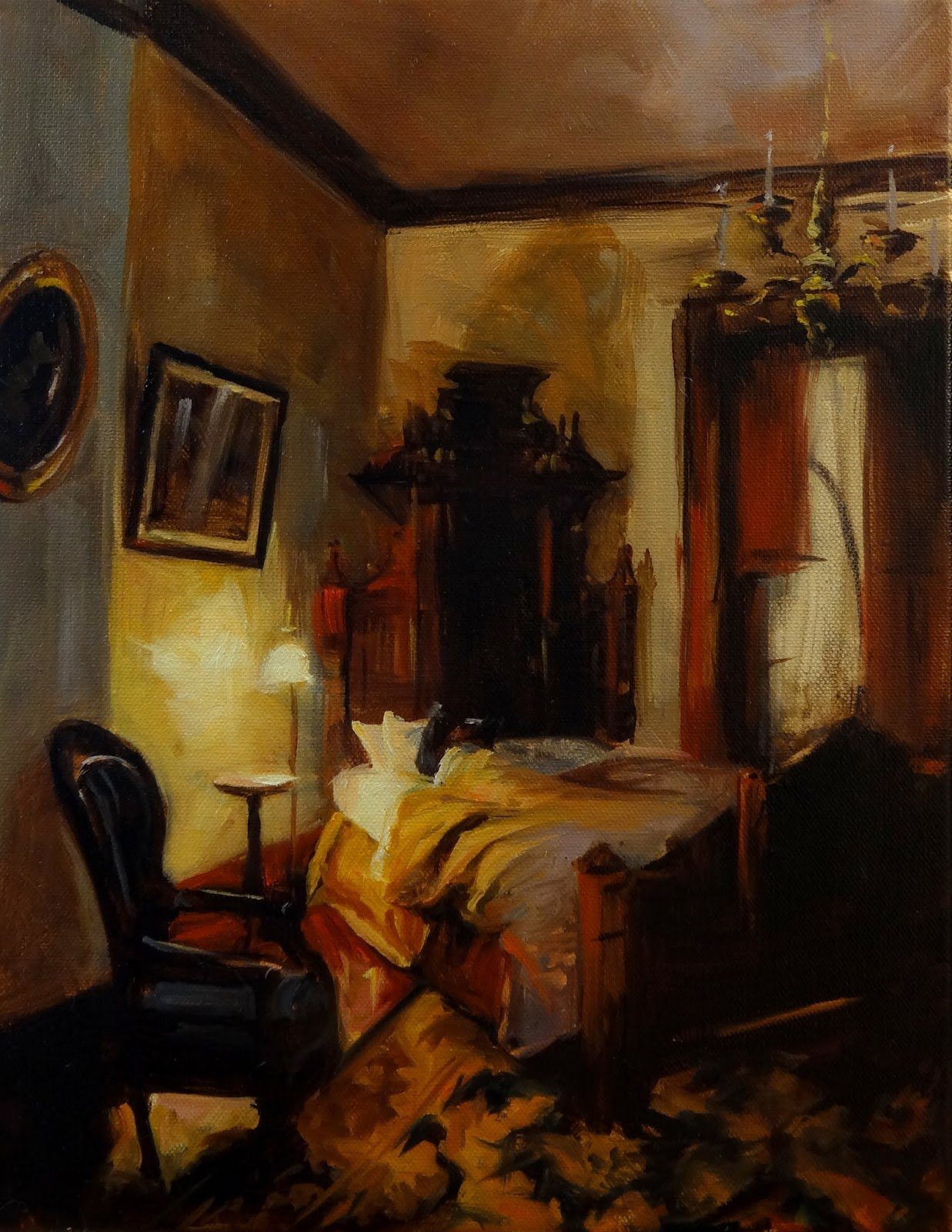 Best Jonelle Summerfield Oil Paintings February 2013 With Pictures
